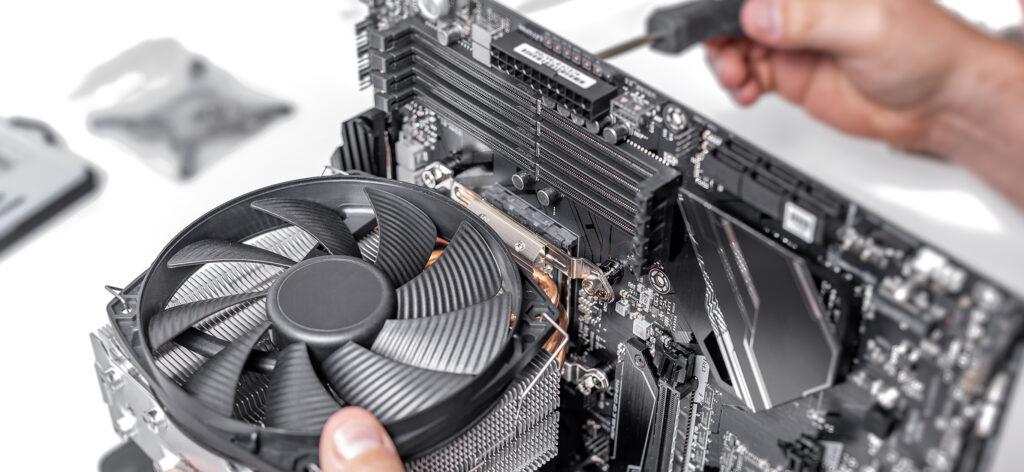 パソコン修理事業